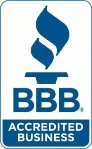 Accredited Business with BBB