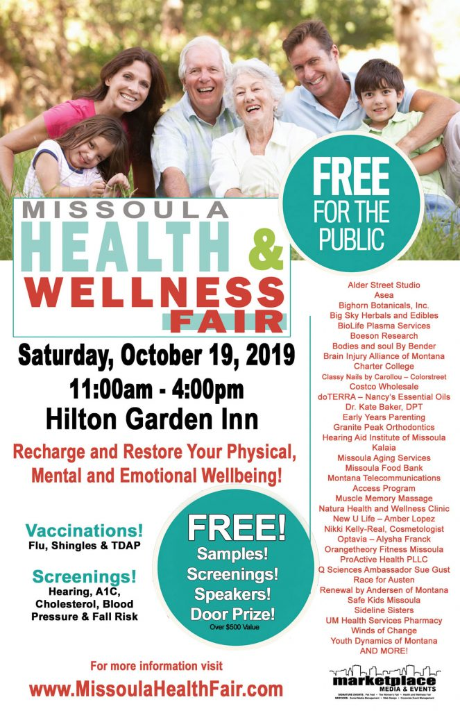 Missoula Health Fair